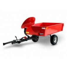 Vozík vyklápací ANV 380, s odnímateľnou bočnicou/ KF systém