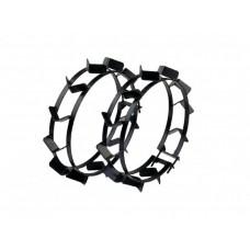 Návleky orebné na pneu kolesá / KF systém