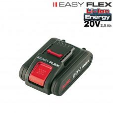 Akumulátor 20V, 2,5Ah / EASY FLEX