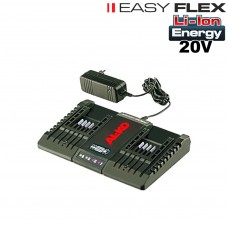 Nabíjačka pre EASY FLEX, dvojitá