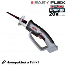 Aku píla chvostová (pílka na konáre) HS 2015 / EASY FLEX (20V, bez akumulátorov, nabíjačky)