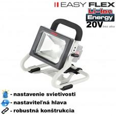 Aku lampa LED WL 2020 / EASY FLEX (20V, bez akumulátorov, nabíjačky)