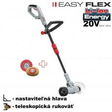 Aku čistič škár MB 2010 / EASY FLEX (20V, bez akumulátorov, nabíjačky)