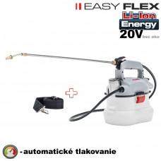 Aku postrekovač SB 2035 / EASY FLEX (20V, bez akumulátorov, nabíjačky)