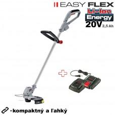 Aku vyžínač GT 2000 / EASY FLEX (20V, 1 akumulátor, nabíjačka)