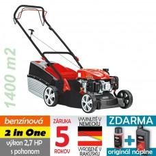 Kosačka benzínová Classic 4.66 SP-A Edition, 2 in ONE, s pohonom, AL-KO PRO 125 / 2,7HP