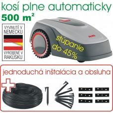 Aku robotická kosačka ROBOLINHO 500 E / do 500 m2