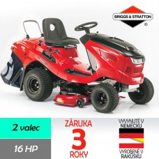 Traktor trávny T 16-103.7 HD V2 Comfort, záber 103cm, B&S 7160 / 16HP - 2 valce