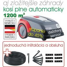 Aku robotická kosačka ROBOLINHO 1200 E / do 1200 m2