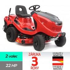 _Traktor trávny T 22-103.9 HD-A V2 Comfort, záber 103cm, AL-KO PRO 700 V2 / 22HP - 2 valec