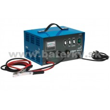 Nabíjač autobatérií + štartér START 420.2