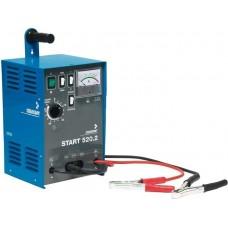 Nabíjač autobatérií + štartér START 520.2