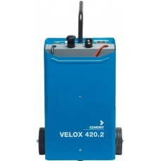 Nabíjač autobatérií + štartér VELOX 420.2