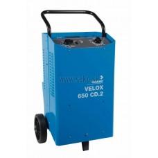 Nabíjač autobatérií + štartér VELOX 650 CD