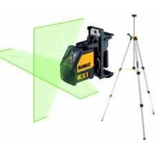 Laser krížový DW088CG, zelený lúč