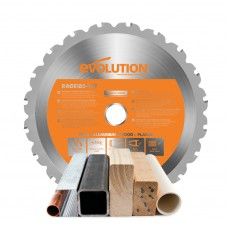 Kotúč pílový EVO 185mm pre RAGE 1-B, MULTI_funkčný