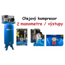 Kompresor olejový 480/10/200 ST