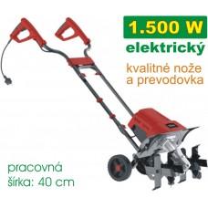 Rotavátor elektrický GEGF 1540