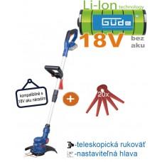 Aku vyžínač RT 18-201-05 (18V/ bez akumulátorov a nabíjačky, krabica)