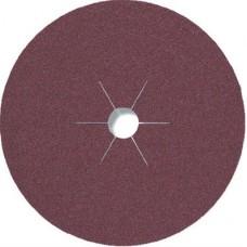 Výsek kruhový FIBER 125x22, K 60 / CS 561 (kovy univerzálne, neželezné kovy, plasty, nerez, drevo)