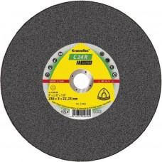 Kotúč rezný 125x2,5x22,2 / C 24 R SUPRA (kameň, betón, liatina)