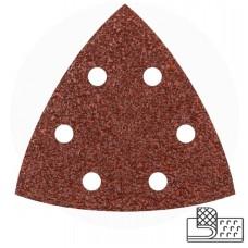 Výsek DELTA  96 mm K240 / PS 22K GLS15/6 dier (drevo, kovy univerzálne, nerez, farba, lak, tmel)