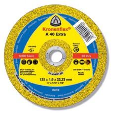 Kotúč rezný 115x1,6x22,2 / A 46 EXTRA (kovy univerzálne, nerez)