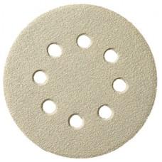 Výsek kruhový Suchý Zips 150 mm, K 60 / PS 33 CK GLS1/8 dier (farba, lak, tmel, drevo, plasty)