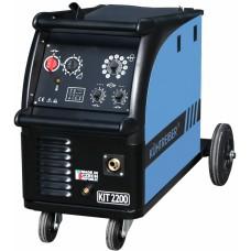 Poloautomat zvárací KIT 2200, 4-kladka
