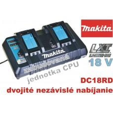 _Nabíjačka DC18RD 18V, dvojnabíjačka