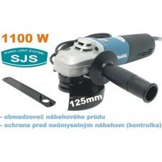 Brúska uhlová 9565HRZ /1100W - 125mm/