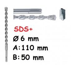 Vrták SDS+  6x110 V Plus