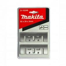Nože hobľovacie  82 mm pre hoblíky MAKITA: KP0800, KP0810/C, 1902, N1923B, 1923H