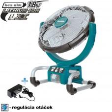 Aku ventilátor DCF300Z (bez akumulátorov, nabíjačky a prepravného kufra)