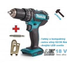 Aku skrutkovač príklepový DHP482Z (18V, bez akumulátorov, nabíjačky a prepravného kufra)