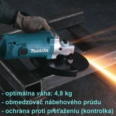 Brúska uhlová GA9050R /2000W - 230mm/