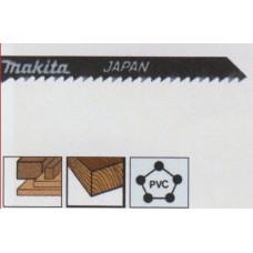 List pílový do priamočiarej píly B29 / 5ks (tvrdé a mäkké drevo, drevotrieskové dosky, plasty a lamináty, 2-25mm, úzky list na pílenie v krivkách)