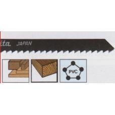 List pílový do priamočiarej píly B13 / 5ks (tvrdé a mäkké drevo do 60mm, plasty, rýchly rez)