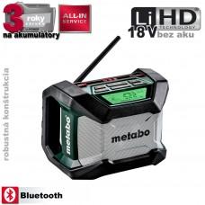 Aku rádio s bluetooth R 12-18 BT, 18V LiHD /bez aku, krabica/