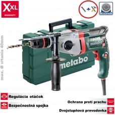 Vŕtačka elektrická príklepová SBE 780-2