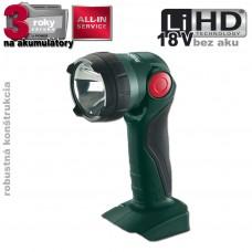 Aku lampa ULA 14,4 - 18V (18V, bez akumulátorov, nabíjačky a prepravného kufra)