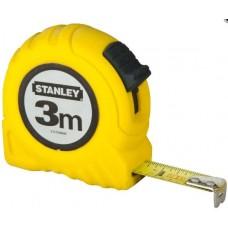 Meter stáčací 3 m Stanley