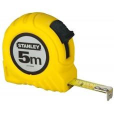 Meter stáčací 5 m Stanley