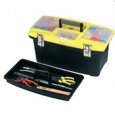 Box na náradie JUMBO s kovovými prackami 16
