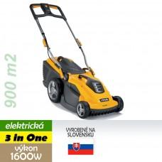 Kosačka elektrická COMBI 40 E, 3 in ONE, 1600 W