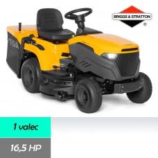 Traktor trávny ESTATE 3098 H, záber 98cm, B&S 4165 / 16,5HP - 1 valec (nový dizajn prednej časti)
