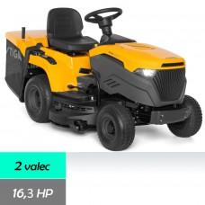 Traktor trávny ESTATE 2398 HW, záber 98cm, STIGA ST 550 / 16,3 HP - 2 valec