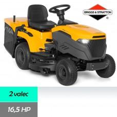 Traktor trávny ESTATE 3398 HW, záber 98cm, B&S 7200 / 16,5HP - 2 valec