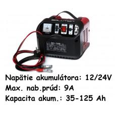 Nabíjač autobatérií BC-15S