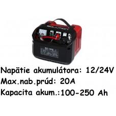 Nabíjač autobatérií BC-30S
